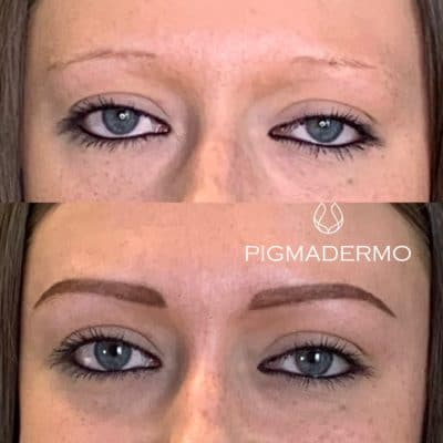sourcils permanents