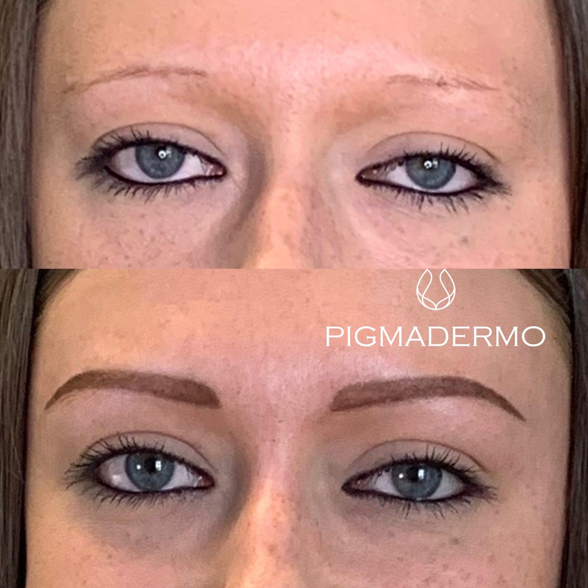 sourcils permanents